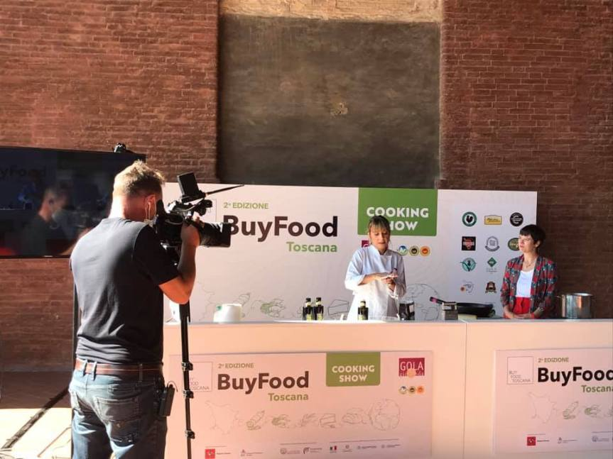 Siena: Oggi 30/09 in corso di svolgimento l'eventoBuyfood