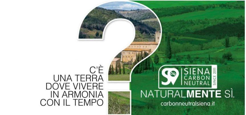 Siena: Siena Carbon Neutral, opportunità di un obiettivoraggiunto