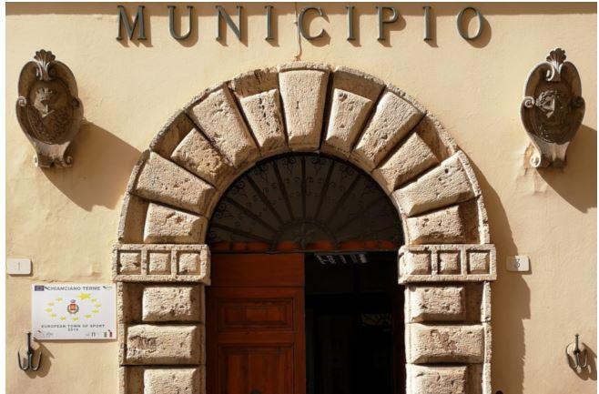 Provincia di Sien, Chianciano: Un milione di euro per intervento di riqualificazione urbana