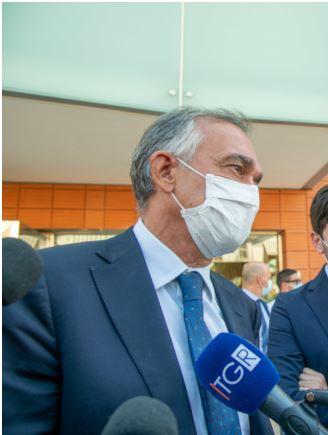 Siena: Per Enrico Rossi verrà da Siena il nuovo farmaco per curare ilCovid