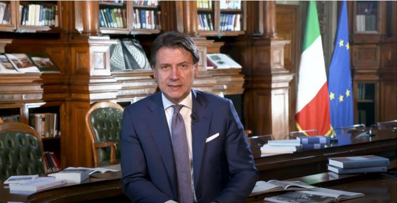Italia: Video messaggio del Presidente Conte per l'avvio dellascuola