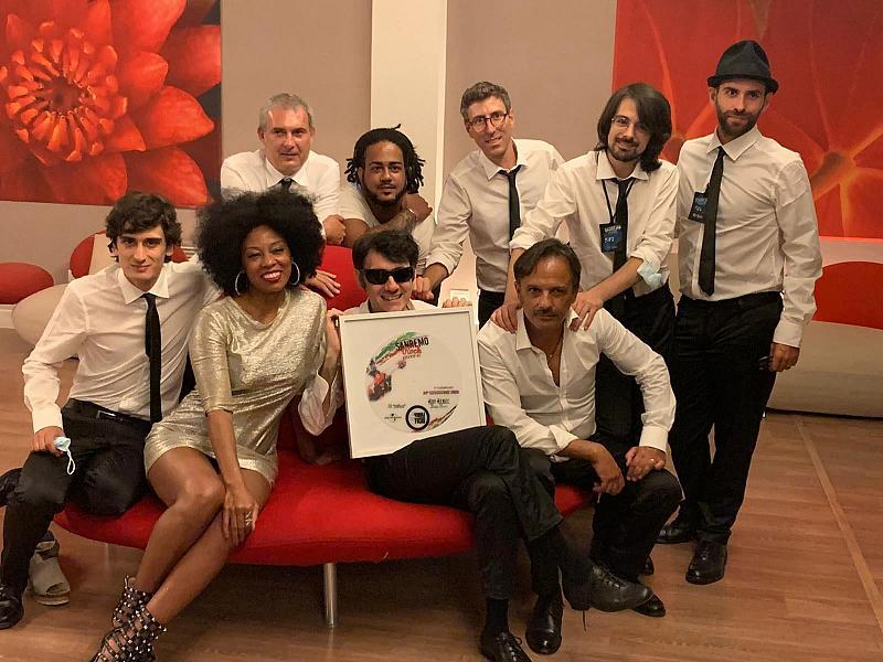 Toscana: Sanremo Rock, band pisana sulpodio