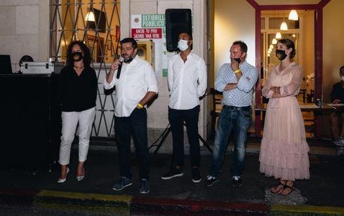 Palio di Legnano, Contrada Legnarello: Resoconto Cena di Apertura del12/09