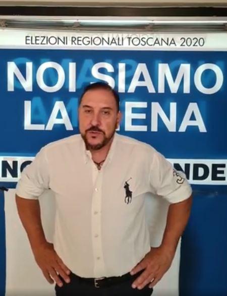 Siena, Lorenzo Rosso: Domenica 20/09 e Lunedì 21/09 anche tu vota Presidente di Regione Susanna Ceccardi e Lorenzo Rosso in ConsiglioRegionale