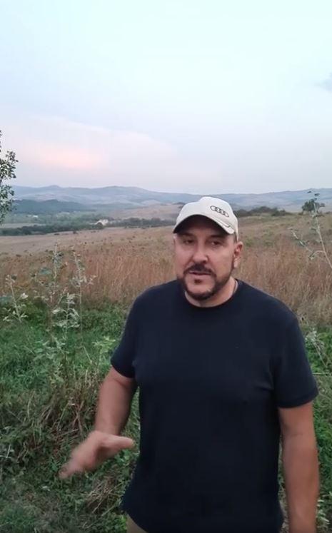 Siena, Lorenzo Rosso: La diga di San Piero in Val d'Orcia maiterminata