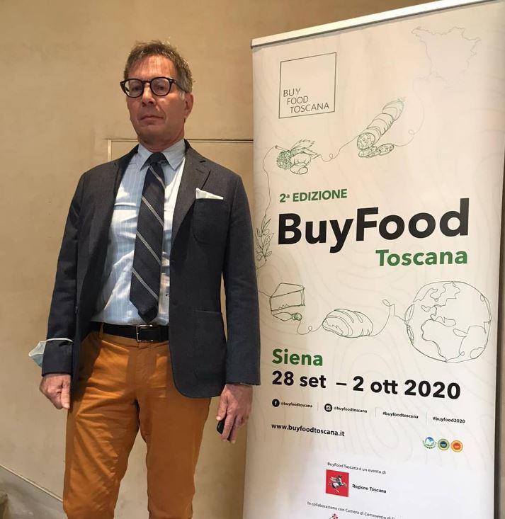 Siena: Oggi 29/09 Inaugurato l'evento BuyFood2020