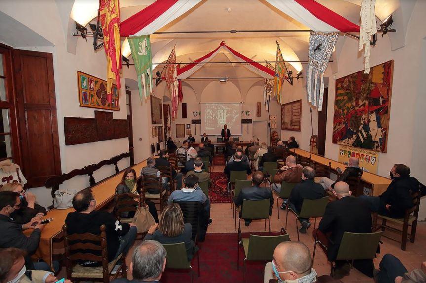 Palio di legnano, Collegio dei Capitani:   Comunicato Stampa su Assemblea Sociale di ieri29/09