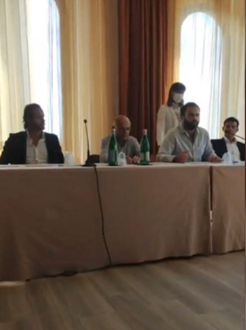 Siena, ACN 1904: Oggi 08/09 Diretta presentazione AlbertoGilardino