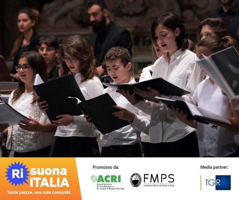 """Siena: """"Risuona Italia!"""". Il Coro dell'Istituto Franci in scena giovedì 1Ottobre"""