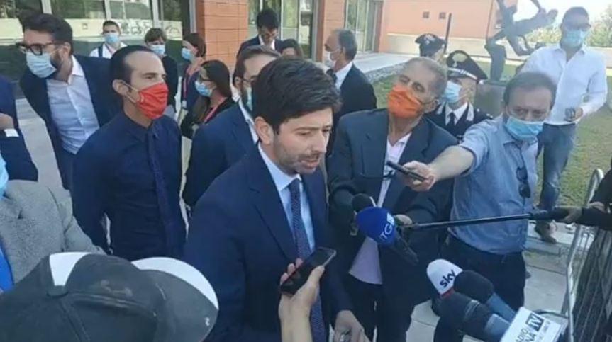 Siena: Oggi 07/09 Video sulla visita del Ministro Speranza allaTls