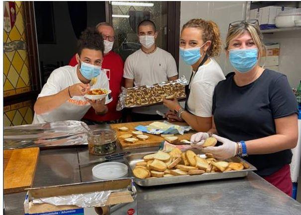 Palio di legnano, Contrada San magno: Resoconto pranzo di Inaugurazione Anno Paliesco di ieri20/09