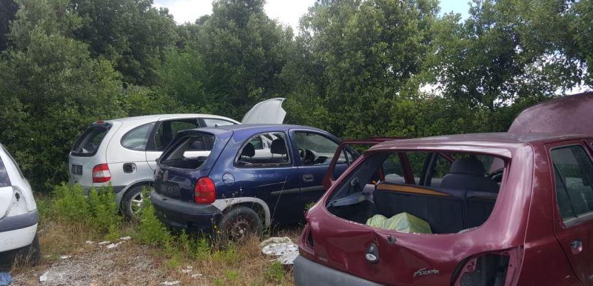 Siena: Auto abbandonate, una mail per segnalare larimozione