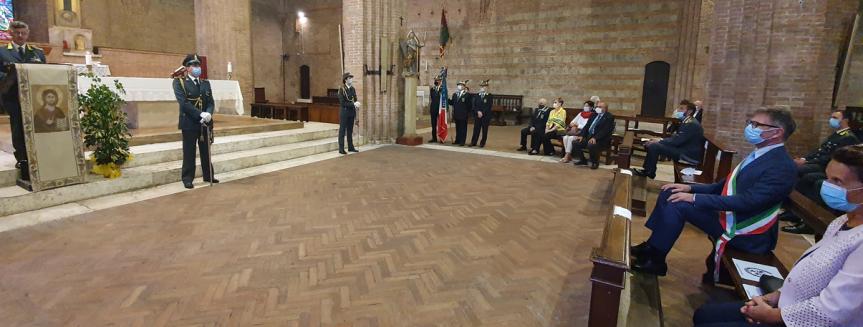 Italia: Il precetto pasquale celebrato dalle FiammeGialle