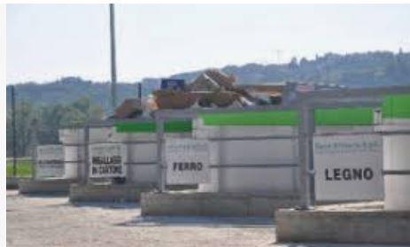 Siena: Non serve più la prenotazione per conferire rifiuti al centro raccolta diRenaccio