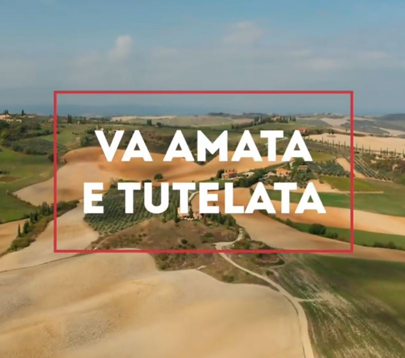 Siena e Provincia: Lorenzo Rosso: Va amata etutelata