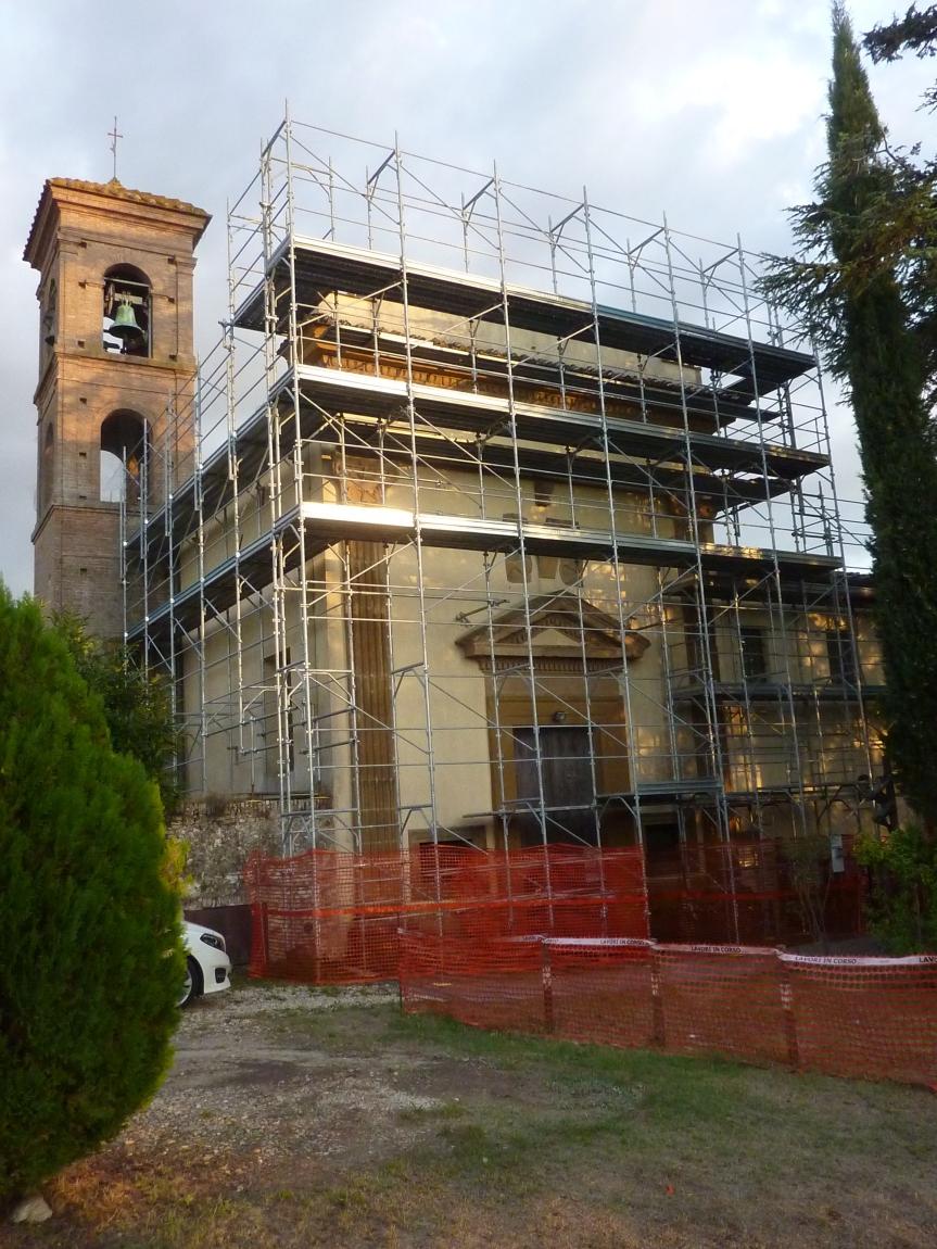 Siena, Volte Alte: Un paradiso sottoassedio
