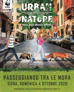 """Siena: """"Passeggiando tra le mura"""", iniziativa organizzata da WWF Siena eMUSNAF"""