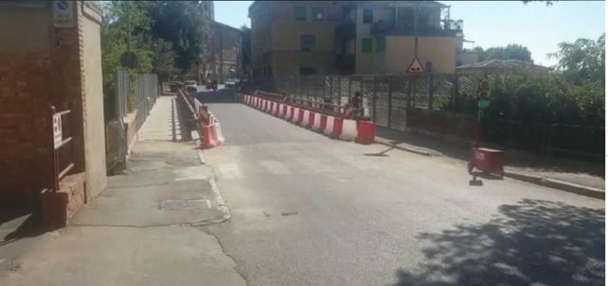 Siena: Oggi 12/09 Ripristinata la circolazione a senso alternato sul Ponte diRavacciano