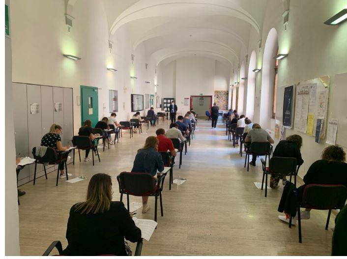 Siena: Test professioni sanitarie, ecco le impressioni dei candidati –L'intervista