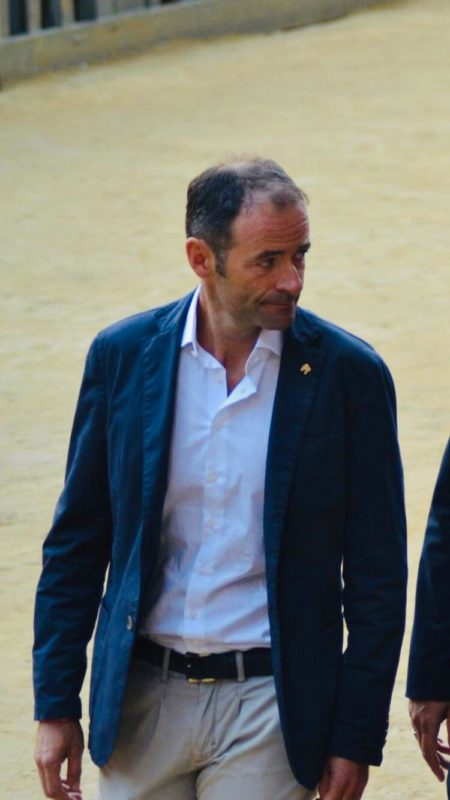 Siena, Contrada del Valdimontone: Stefano Marchetti confermatoCapitano