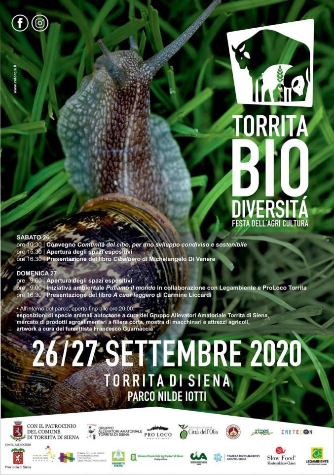 Provincia di Siena: Torrita promuove i valori della biodiversità con la 2ª edizione della Festa dell'AgriCultura