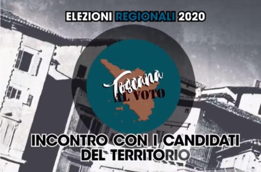 """Siena, """"Toscana al voto"""": Siena Tv incontra i candidati al consiglioregionale"""