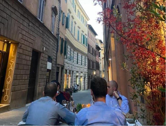 Siena: Proroga chiusura Via Camollia dal 01/01/2021 al31/03/2021