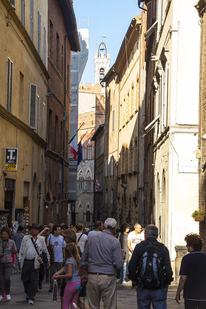 Siena: Turismo, oltre 6 milioni di euro per il piano operativo2021