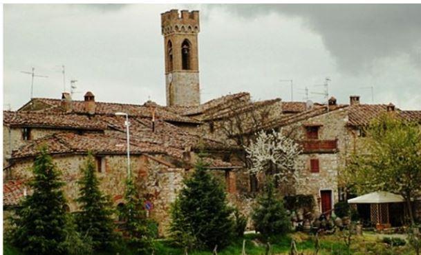 """Provincia di Siena: """"Un boato. E il tetto di casa non c'erapiù"""""""