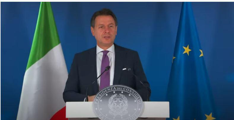 Italia: Il Presidente Conte aBruxelles