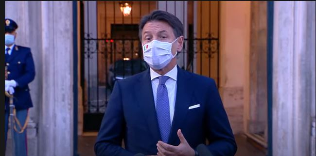 Italia: Videoconferenza Conte –Macron
