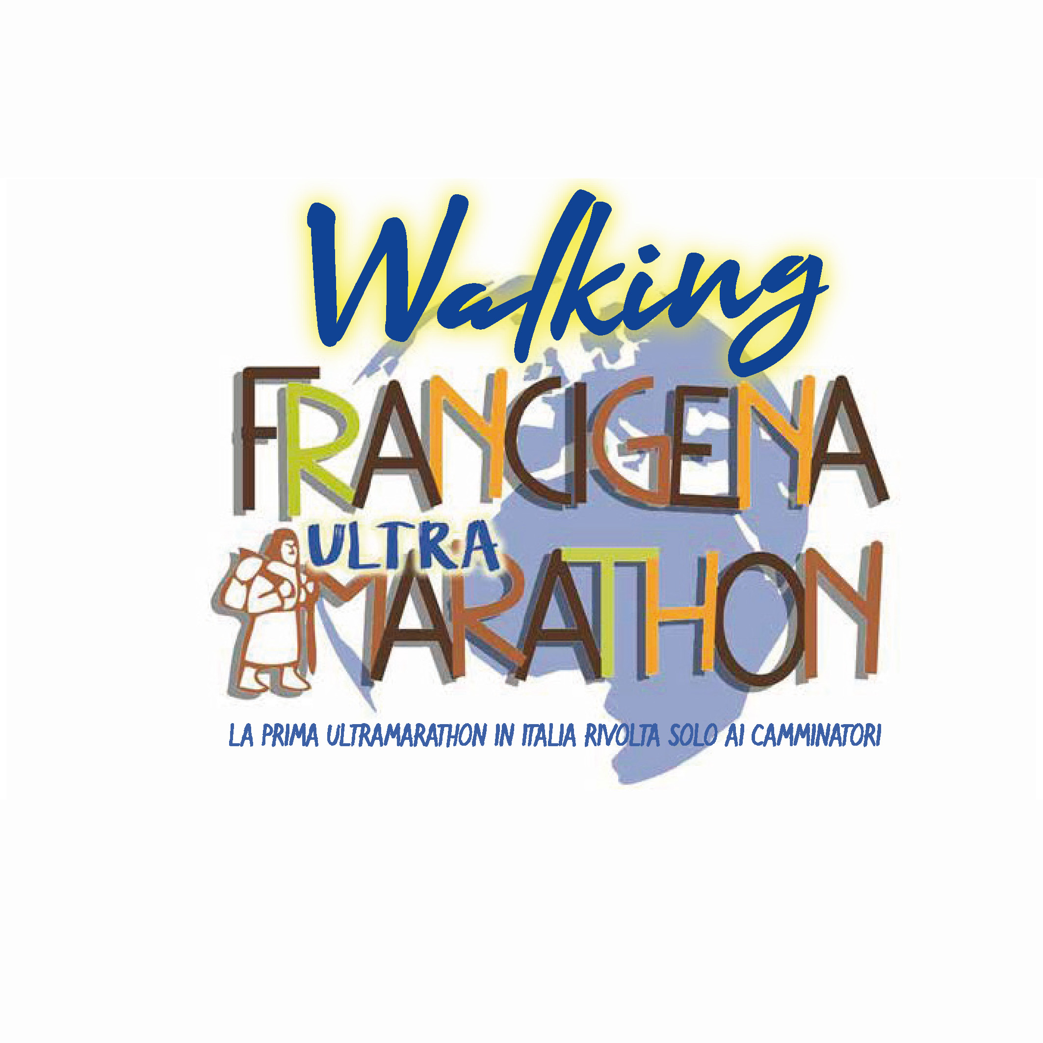 Walking Francigena Ultramarathon