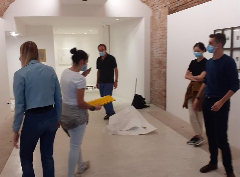 """Siena, Tappa senese per la mostra """"Lapislazzuli"""": A Spaziosiena le opere degli studenti durante illockdown"""