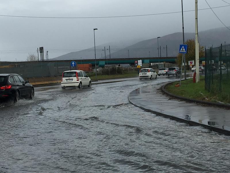 Toscana: Maltempo, codice giallo per rischio idrogeologico su gran parte dellaRegione