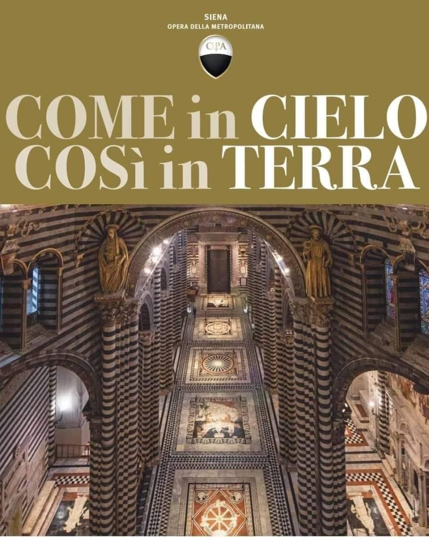 Siena: Doppia eccezionale apertura del pavimento del Duomo e della Porta delCielo