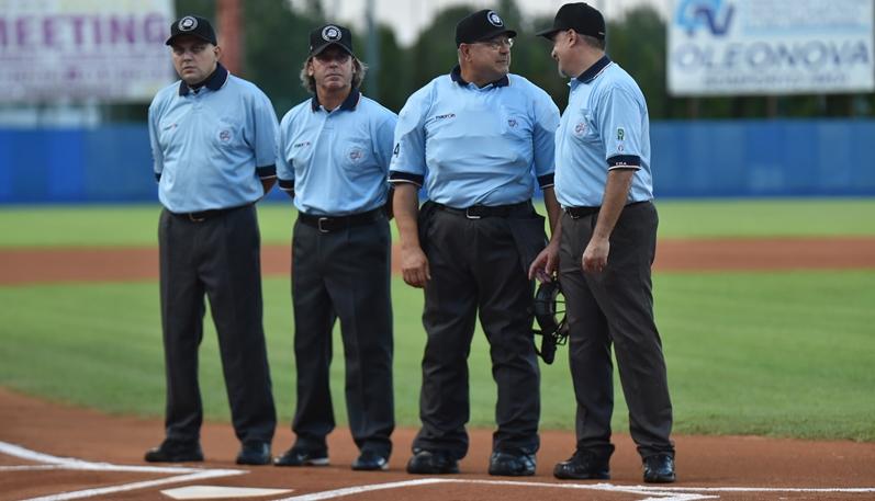 Siena, Baseball: In partenza il corso gratuito perarbitro