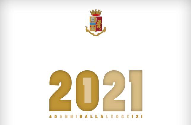 Italia: Ecco Il calendario 2021 della Polizia diStato