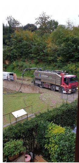 Siena: Incidente alla cisterna Mps: Lavori incessanti per labonifica