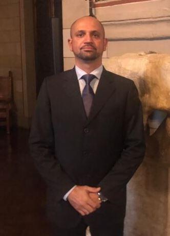 Siena: Il neo comandante della Polizia Municipale incontra ilsindaco