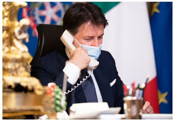 Italia: Colloquio telefonico Conte –Trudeau