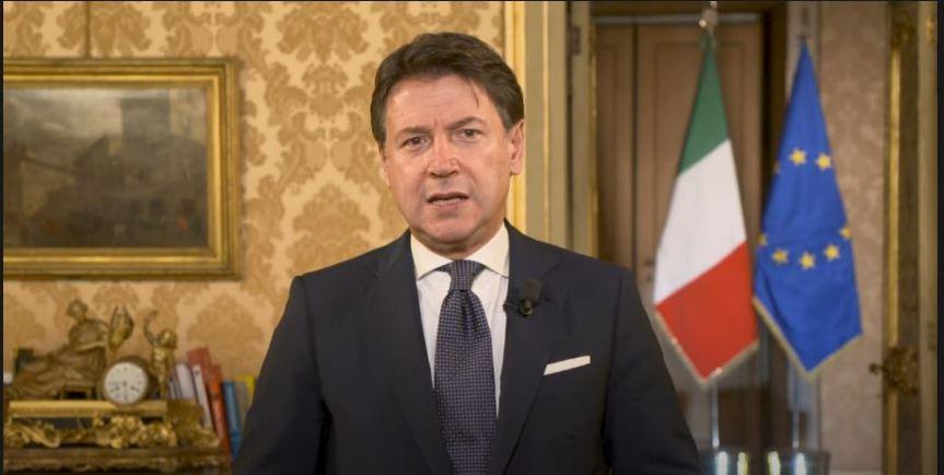 Italia, Covid, Conte: «Mi aspetto che molte regioni che ora sono zone rosse diventino arancioni ogialle»