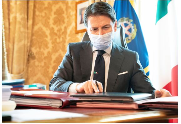 Italia: Scostamento di bilancio, nota del Presidente delConsiglio