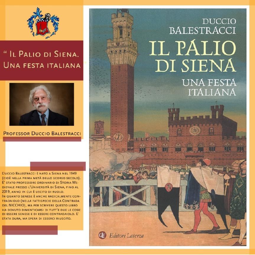 Palii: Oggi 28/11 Diretta Live dal Rione Rosso di Faenza ospite il ProfessorBalestracci