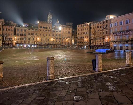 Siena:  Zona rossa, fra controlli e storie didisagio