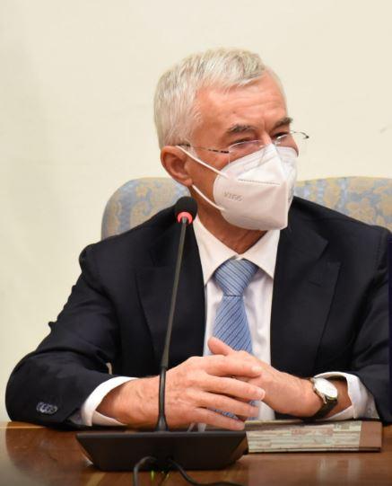 """Siena, Covid, Rappuoli: """"A breve partirà la prima fase della sperimentazione"""""""