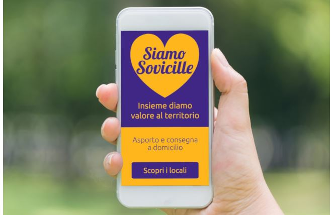 """Provincia di Siena: """"Siamo Sovicille"""", l'Amministrazione comunale sostiene i ristoratori del territorio con un progettoonline"""