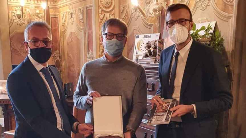Siena: Oggi 20/11 Incontro tra Antonio Mazzeo, Luigi De Mossi e StefanoScaramelli