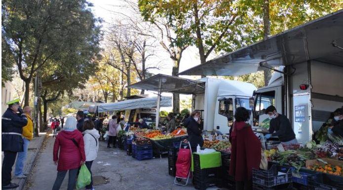 Siena: In Consiglio il nuovo disciplinare per il mercato agricolo di vendita diretta in vialeMaccari