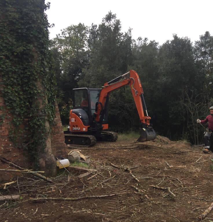 Siena, Frana in Fontebranda: Iniziati oggi 02/11 i lavori di messa insicurezza