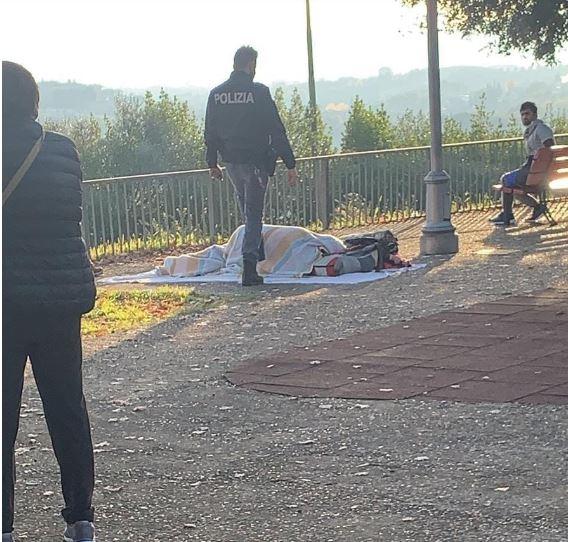 Siena, Ancora persone accampate fuori porta San Marco: interviene laPolizia